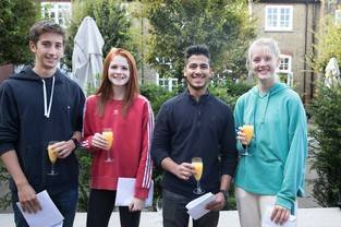 Home page foursome a level results